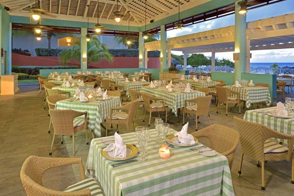 Restaurants & Bars - Iberostar Rose Hall Beach - All Inclusive - Montego Bay, Jamaica